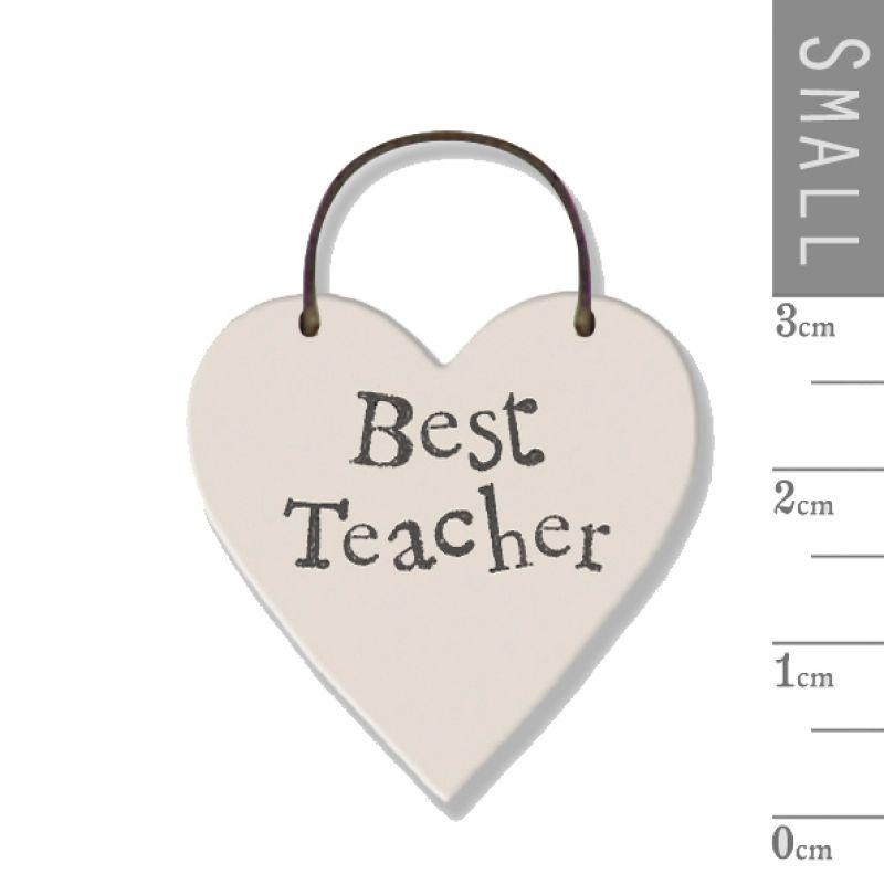 Καρδούλα 3εκ. - Special teacher