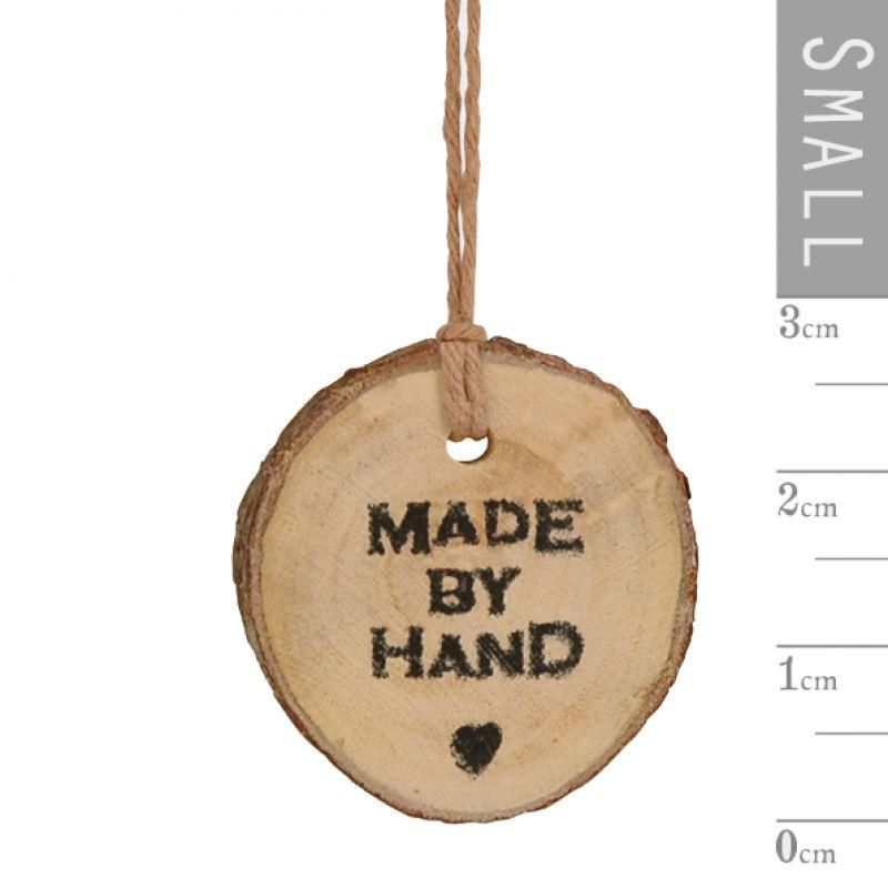Φέτα κορμού - Made by Hand 3,5εκ.