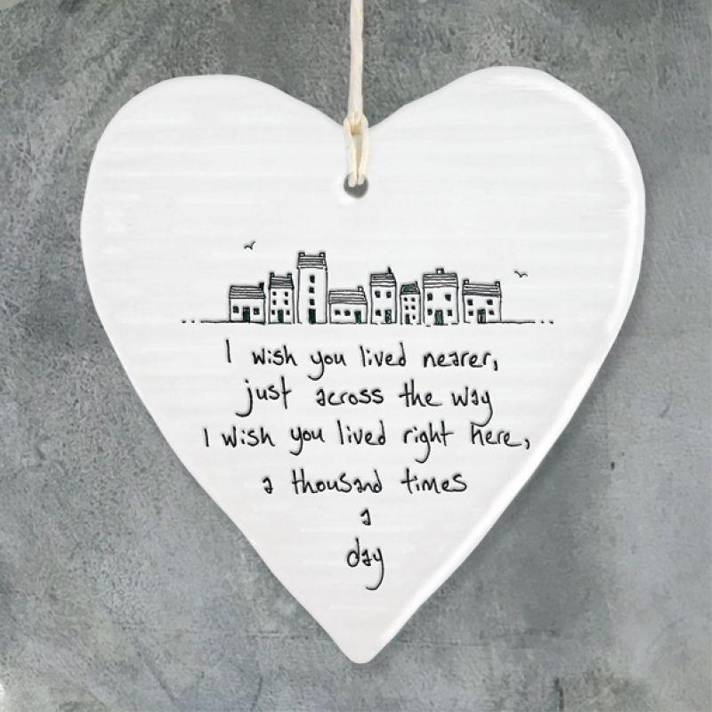 Πορσελάνινη Καρδιά - I wish …