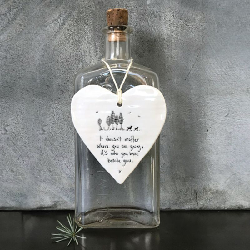 Πορσελάνινη Καρδιά - It doesn't matter