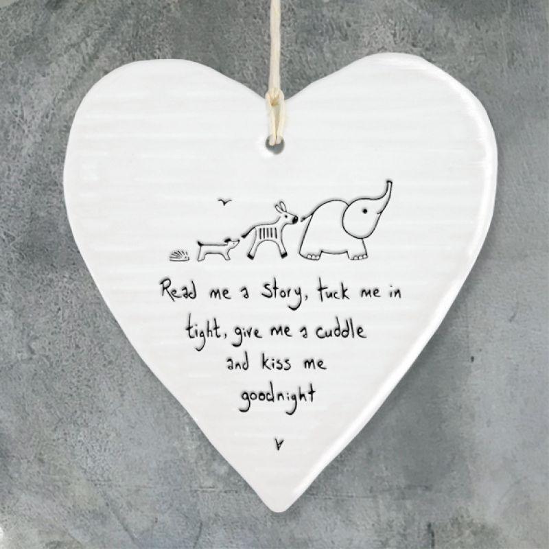 Καρδιά στρογγυλή-Read me a story