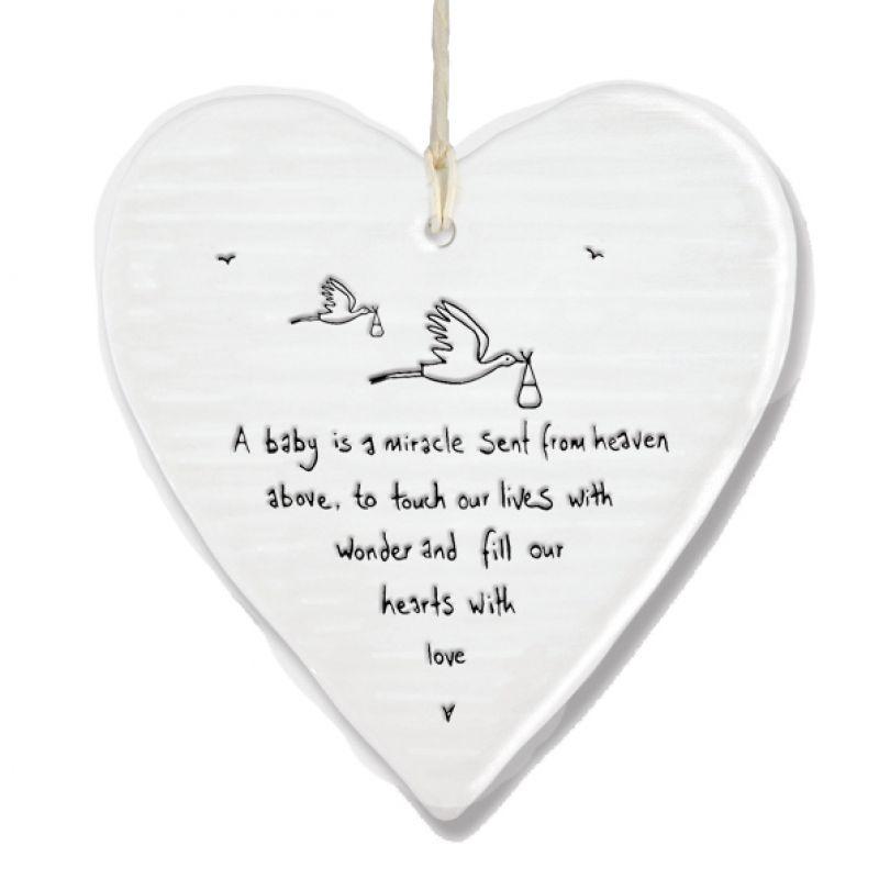 Καρδιά στρογγυλή-Baby is a miracle