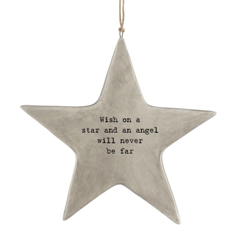Αστέρι ρουστίκ-Wish on a star