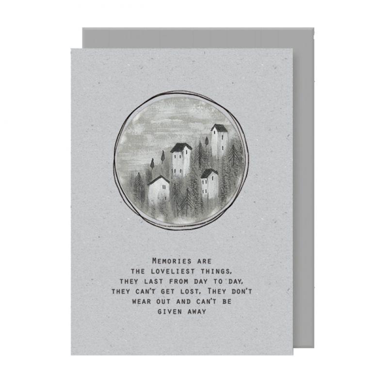 Κάρτα Art-Memories are the loveliest things