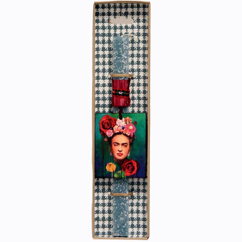 Λαμπάδα Frida Kahlo - Melt