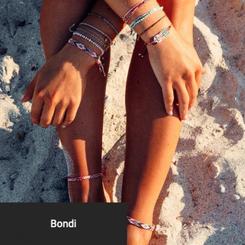 Βραχιόλι bondi tribal - Μπεζ