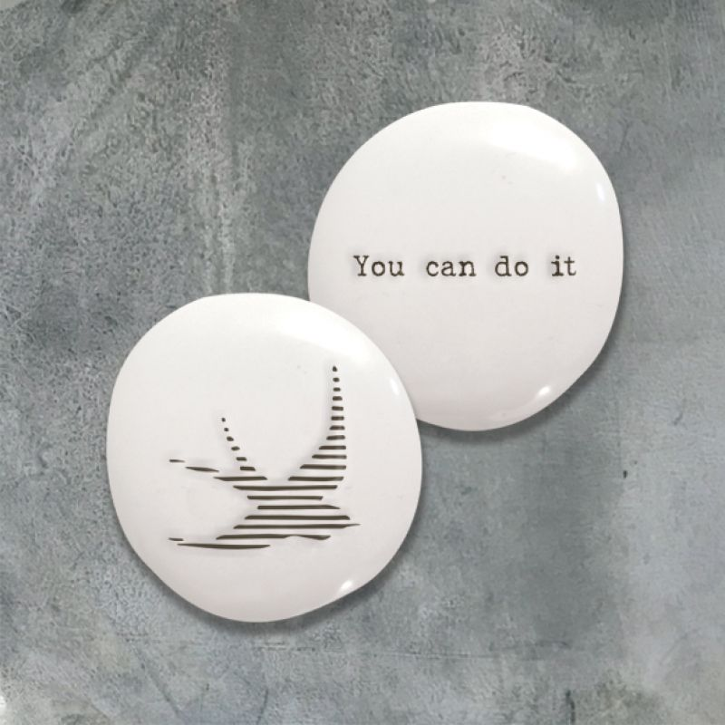 Βότσαλο - Χελιδόνι/You can do it