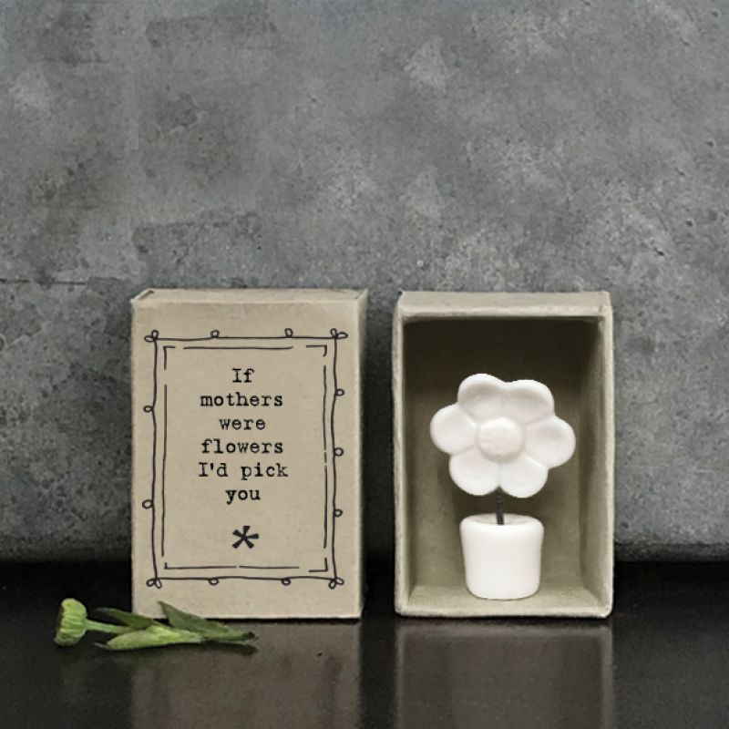 Σπιρτόκουτο-Mothers were flowers