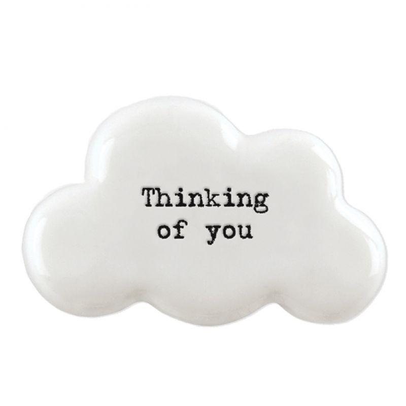 Βότσαλο σύννεφο-Thinking of you