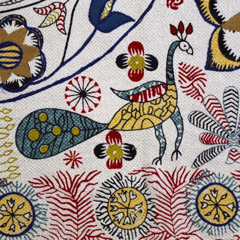 Χαλί 120x180 κεντητό Lotus garden