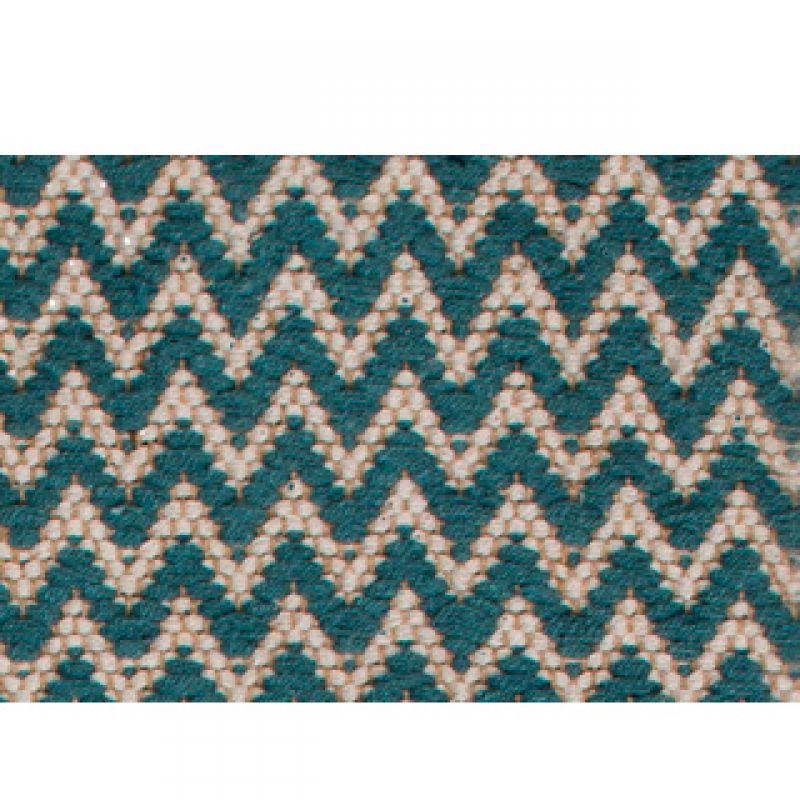 Χαλί 120 x 180εκ. Μπλε βερμούδας Ζιγκ-ζαγκ