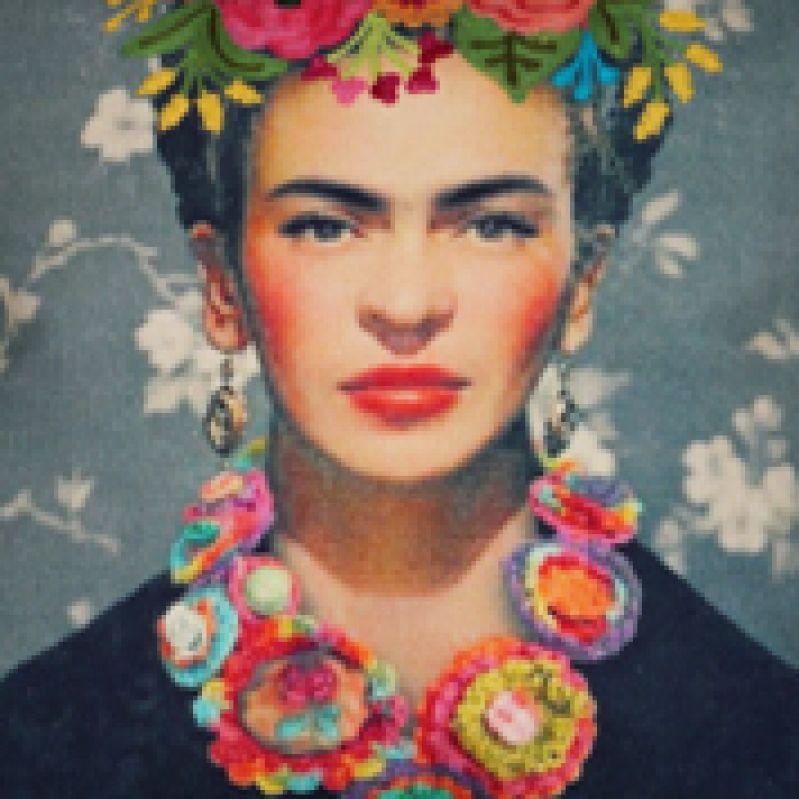 Μαξ. Frida γκρι 45x45εκ.