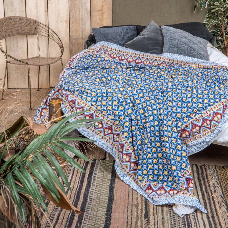 Nemoi cotton bedsheet 220x270cm