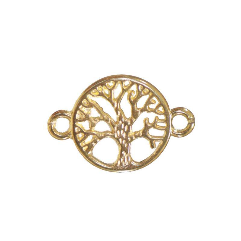 Δέντρο ζωής χρυσό  2x1,5εκ.